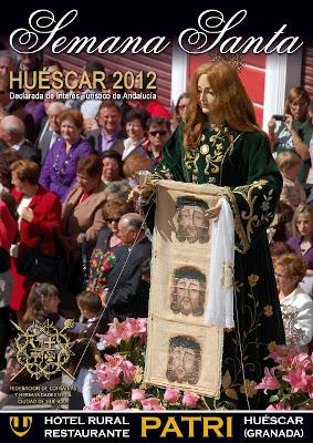 CARTEL OFICIAL SEMANA SANTA 2012