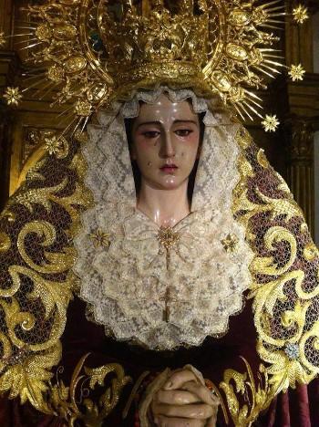 Nuestra Señora de la Soledad Coronada